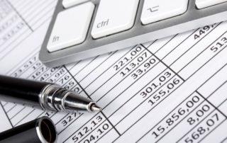 etapes pour un plan comptable